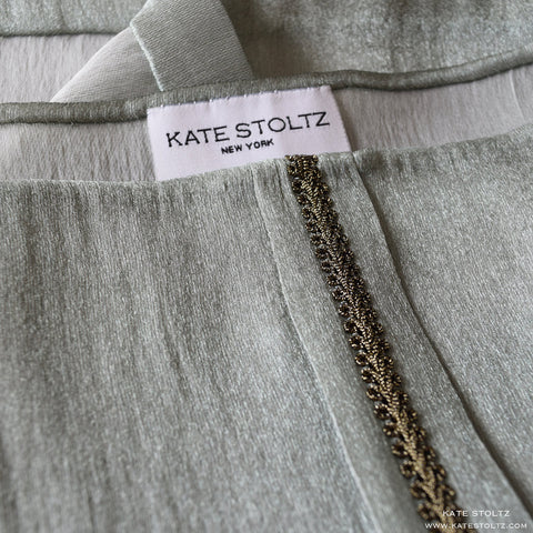 kate stoltz blouse detail
