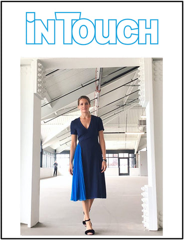 Kate Stoltz in the news InTouch Weekly