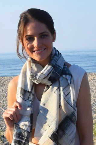 Kate Stoltz NYC Hamptons Collection Scarf