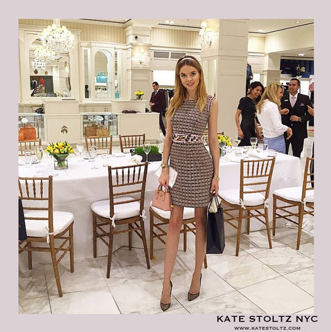 kate stoltz nyc fashion designer dress