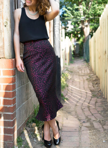 kate stoltz nyc designer skirt