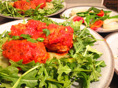 sunday night meatball recipe