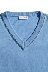 crystal-embellished-blue-cashmere-sweater.