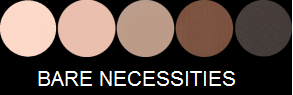 Eye Candy Palette - Bare Necessities