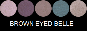 Eye Candy Palette - Brown Eyed Belle