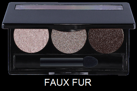 Eye Candy Trio - Faux Fur