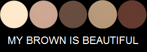 Eye Candy Palette - My Brown Is Beautiful