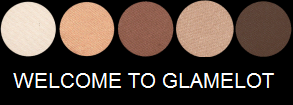 Eye Candy Palette - Welcome To Glamelot