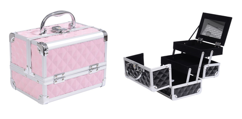 Diamond Girl Makeup Case