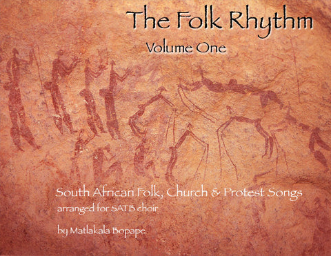 The Folk Rhythm Volume I: South African Folk, Church & Protest Songs (cdr + dvd)