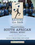 Raising the Bar: Traditional South African Choral Music Volume II (book + dvd)