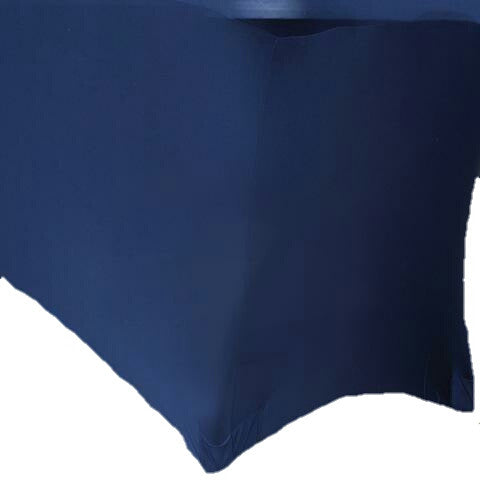 6' Spandex Fitted Tableclothes - Urban Square Displays