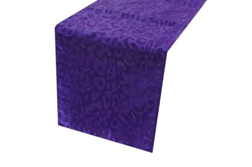 "12x108"" Polyester Table Runner - Urban Square Displays"