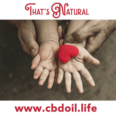 That's Natural CBD Oil for Inflammation at www.cbdoil.life