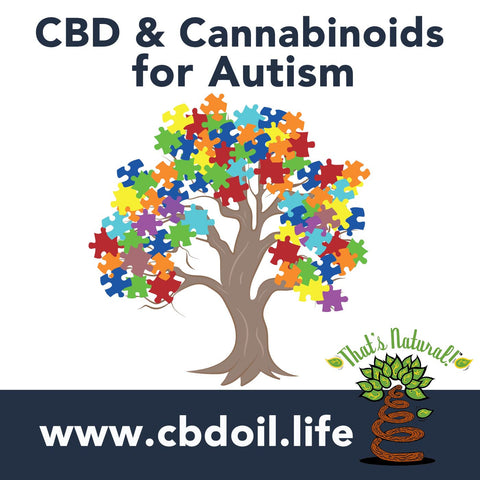 CBD for Autism - Cannabinoids like CBD may help with Asperger's or Asperger Syndrome as well as Autism Spectrum Disorder.  See CBD Oil News and Research from That's Natural at www.cbdoil.life