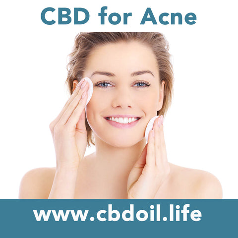 Can Cannabinoids Like CBD or Cannabidiol Help Acne?  CBD may benefit the immune system, Endocannabinoid System, and overall skin health!  See more from That's Natural at www.cbdoil.life
