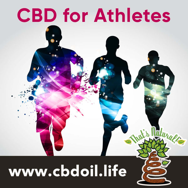 Former Major League Baseball Pitcher - CBD for Athletes from That's Natural at www.cbdoil.life