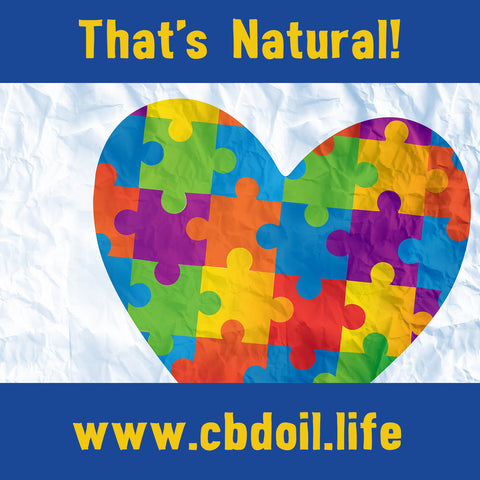 CBD for Autism - Cannabinoids like CBD may help with Asperger's or Asperger Syndrome as well as Autism Spectrum Disorder.  See CBD Oil News and Research from That's Natural at www.cbdoil.life and www.thatsnatural.info and find That's Natural Life Force Market in Basalt, Colorado