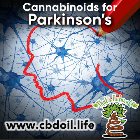 CBD for #Parkinsons - Why Cannabinoids like CBD (Cannabidiol) may help people with this disease through the Endocannabinoid System.  CBD Research at That's Natural www.cbdoil.life and @cbdhempoil