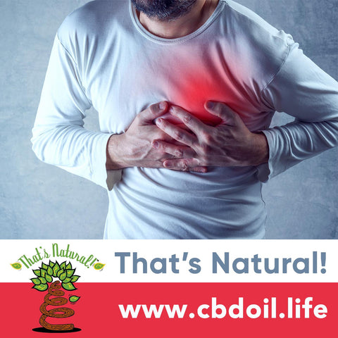 That's Natural Research and News on Cannabidiol - CBD's potential in the emergency room for heart attack recovery - From That's Natural at www.cbdoil.life