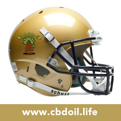 CBD for Chronic Pain - NFL players recognizing and promoting CBD (Cannabidiol) for chronic pain management and recovery from traumatic nervous system disorders. CBD may help with many types of pain, chronic traumatic encephalopathy, Alzheimer's, Parkinson's, and other nervous system disorders. See more research and news from That's Natural at www.cbdoil.life and @cbdhempoil #CTE #alzheimers #parkinsons #NFL #concussions #sports #sportsmedicine #ThatsNatural #football #holistic #health #menshealth #health #mondaymotivation