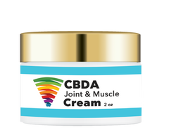CBDA Joint & Muscle Cream