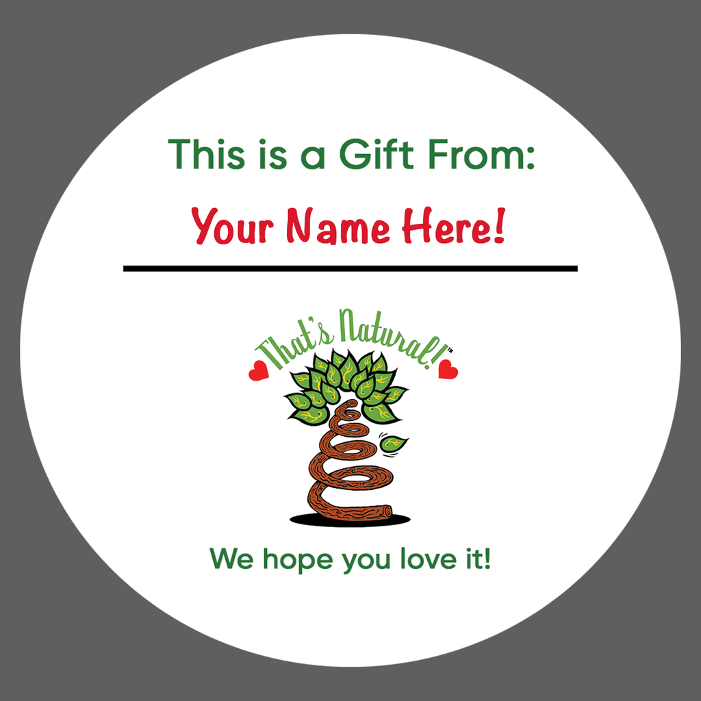 Your Customized Circle Postcard for Gift-Giving