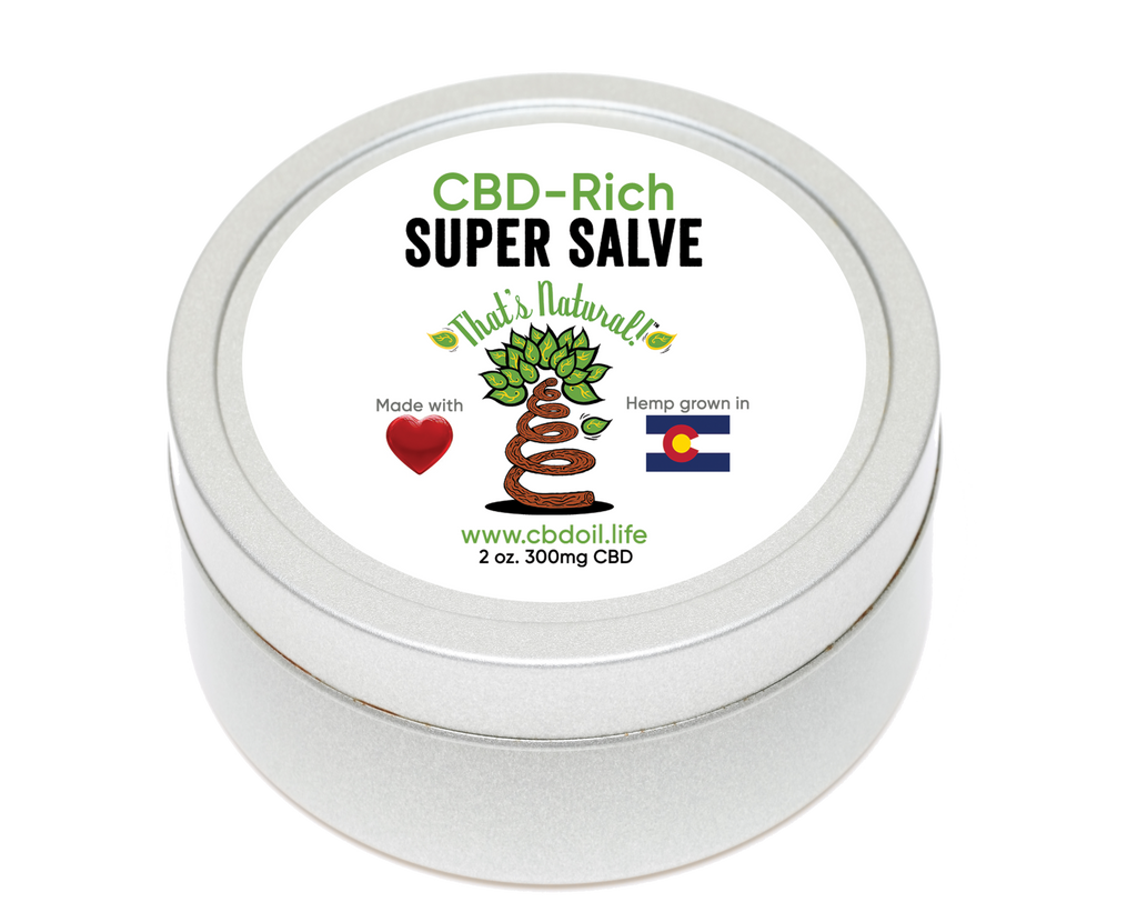 CBD Super Salve