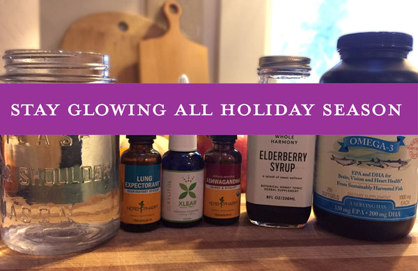 6 healthy tips to keep you glowing all holiday season