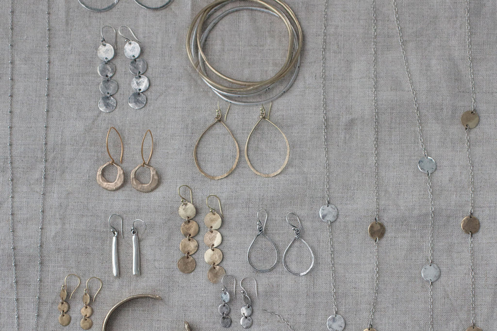 Kristen Mara 5-steps to cleaning and caring for your Silver and Bronze Jewelry