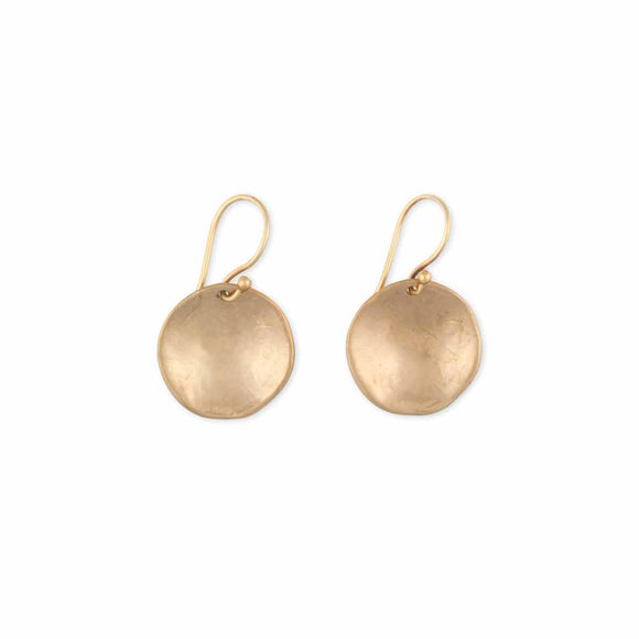 American-Made-Handmade-Round-Disc-Earrings