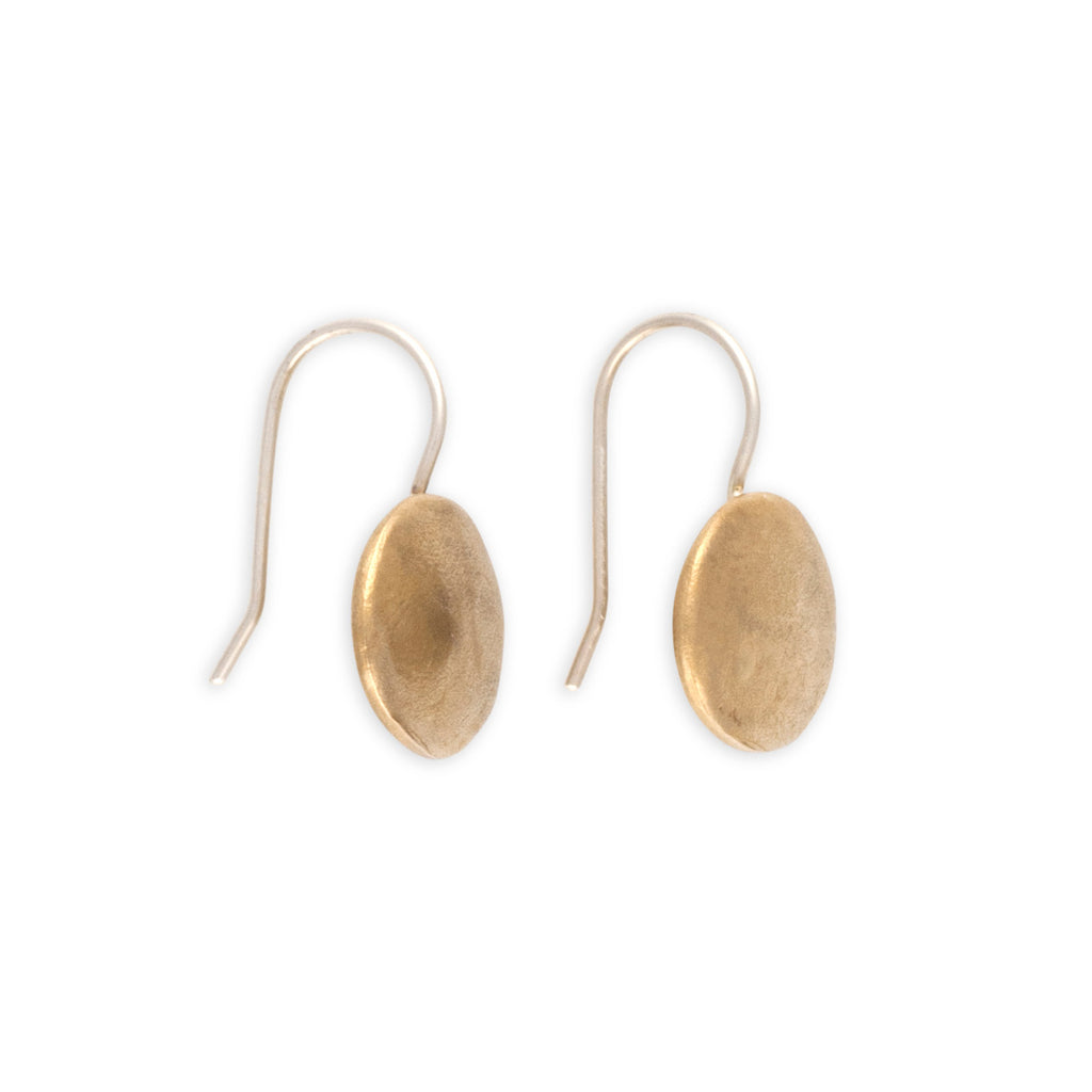 earrings-simple-round-ecofriendly-silver-bronze-small