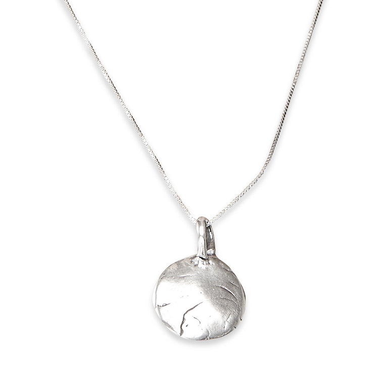 This Moment Necklace | Sterling Silver