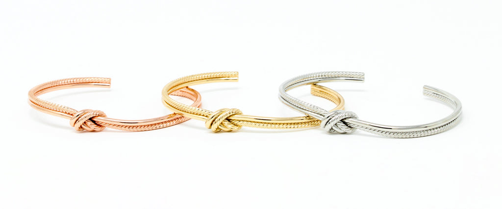 Sailor Love Knot Bracelet - Mother of the Groom