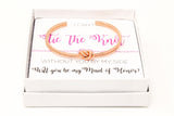 Sailor Love Knot Bracelet - Maid of Honor