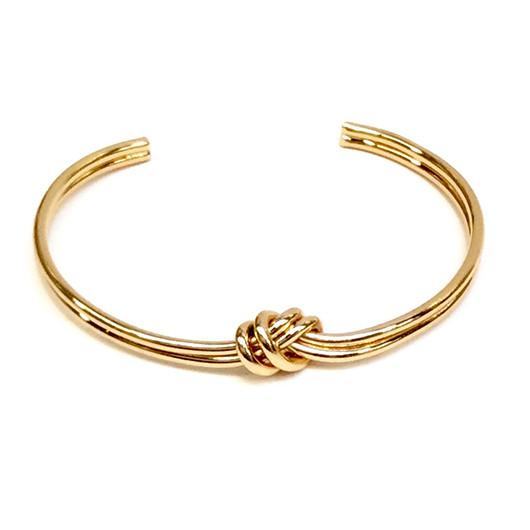 thick-gold-tie-the-knot-bracelet