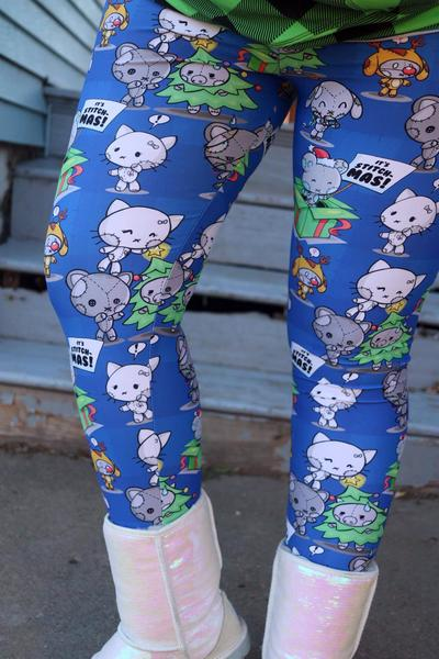 Stitchmas Leggings