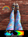 Bright Trolls Leggings
