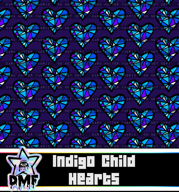 Indigo Child Hearts