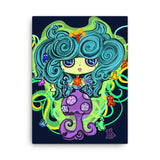 Flower Child Canvas Print