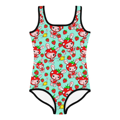 Strawbunny Kid's Swimsuit