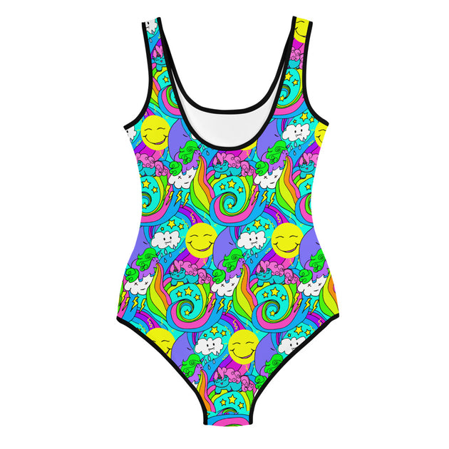 Snarf Barf Youth Swimsuit