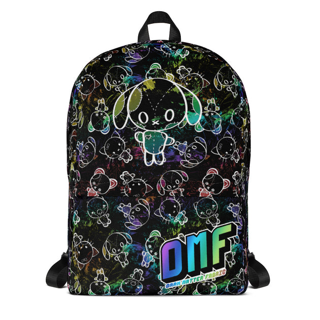 Rainbow Stitchkins Backpack