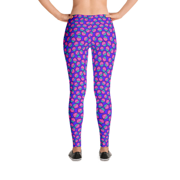 Munch Cakes Leggings
