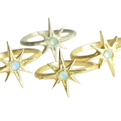 Wish upon a Star Ring