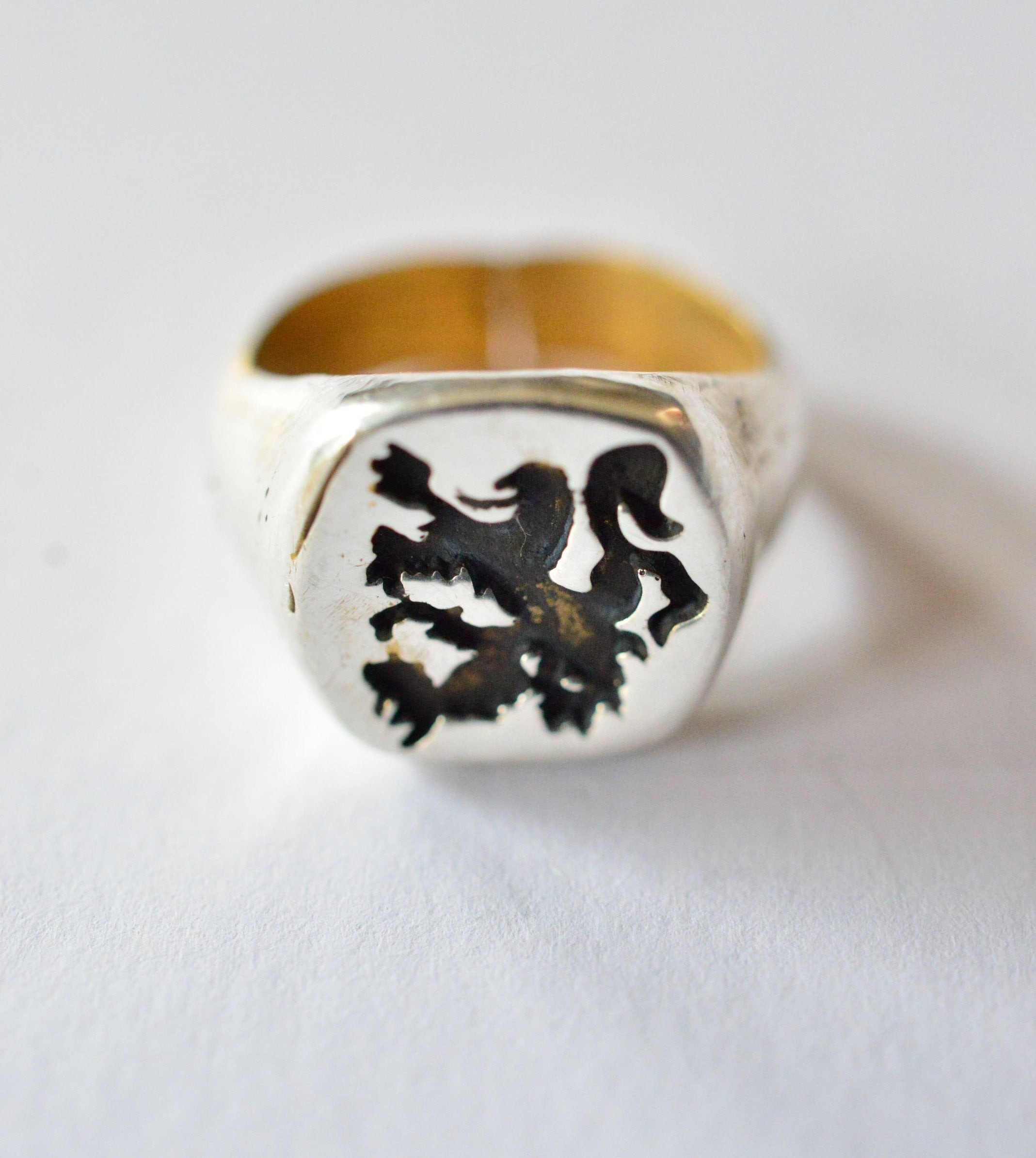 the brave ring