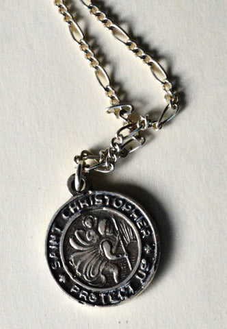 St. Christopher coin