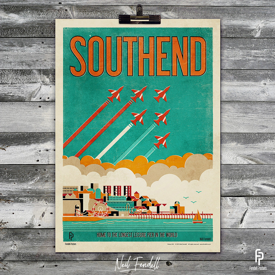 Southend Poster