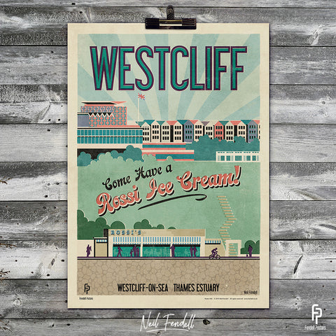 Westcliff Poster