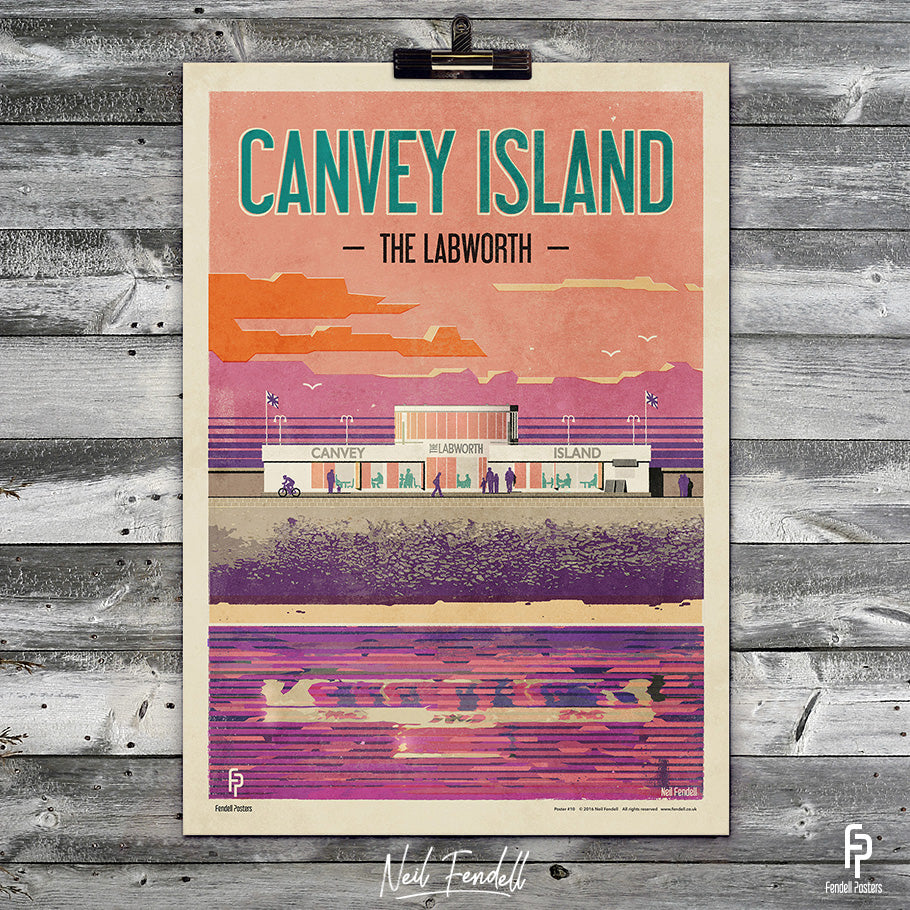 Canvey Island Poster